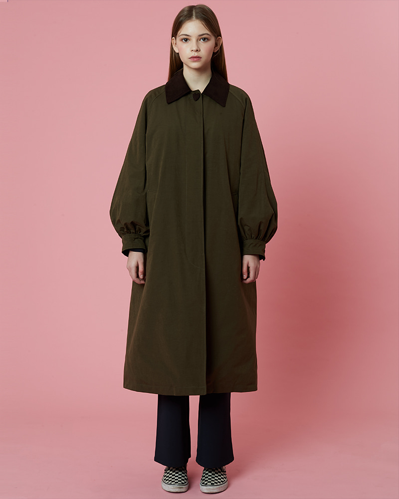 Trench Padding Coat